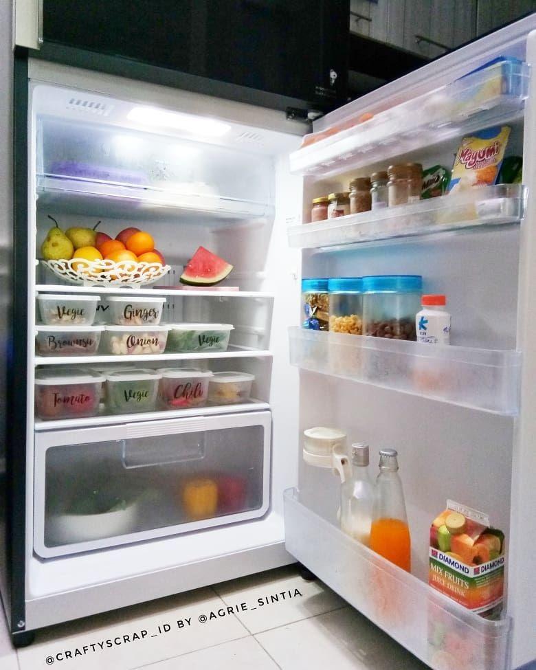 Freezer Kulkas Aqua 1 Pintu