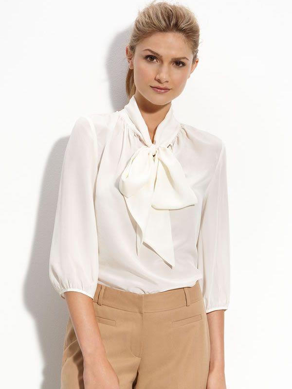 camisa-de-seda | Moda em 2019 | Seda, Camisas e Camisas de seda