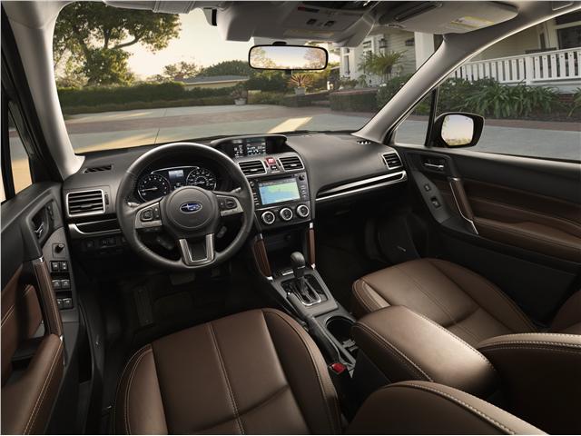2017 Subaru Forester 5