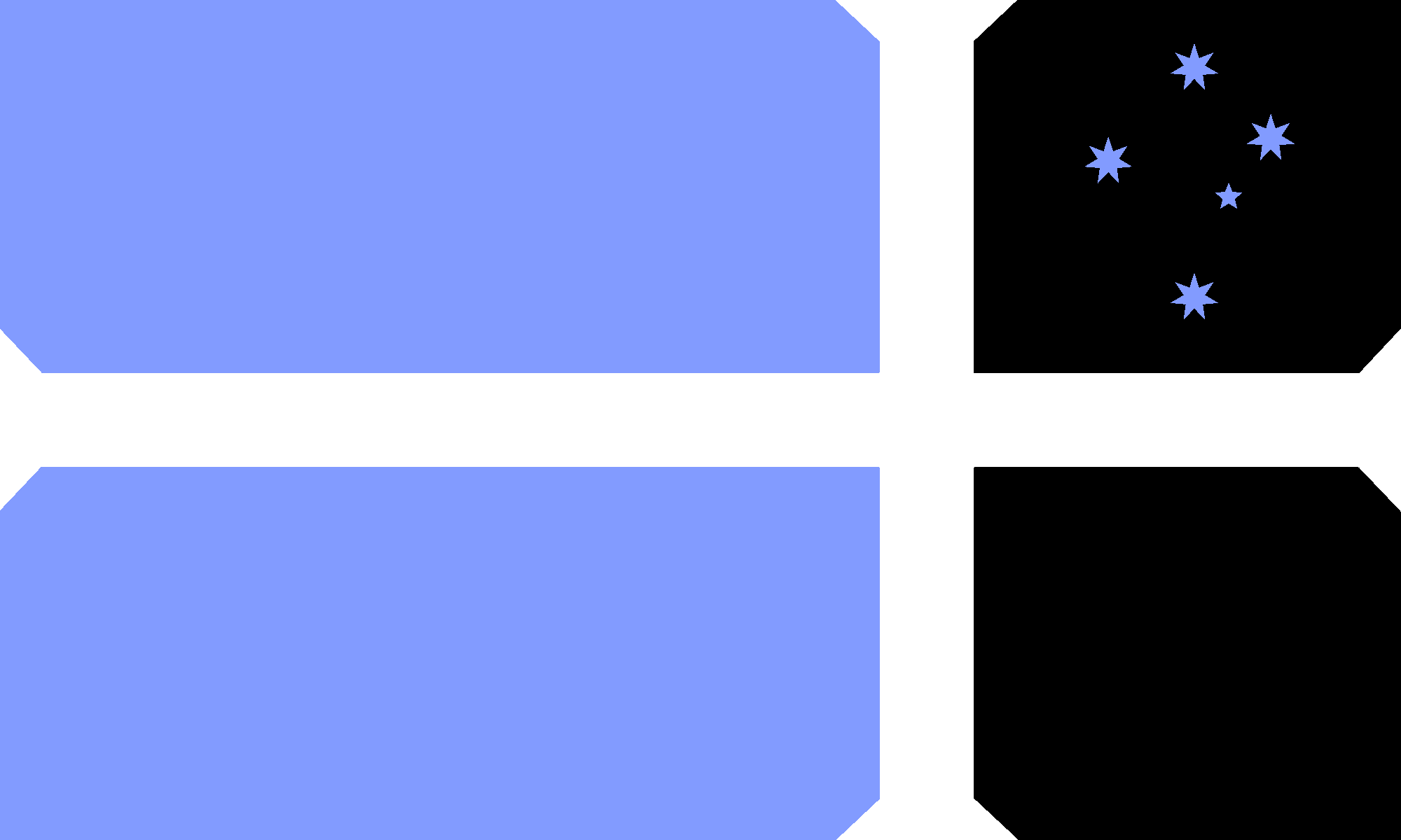 Flag Of Antarctica Idea Flag Antarctica Concept Design