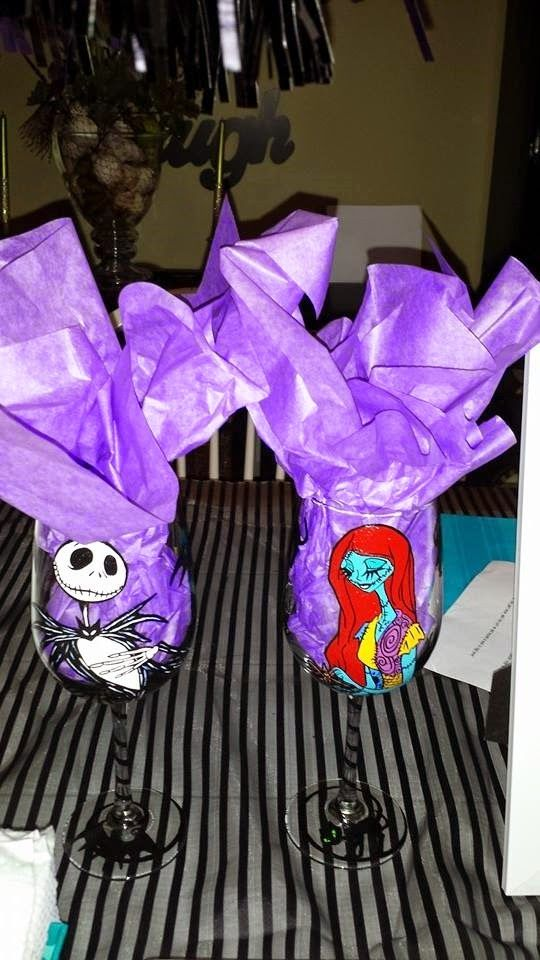 Diy Nightmare Before Christmas Baby Shower Ideas Halloween Baby