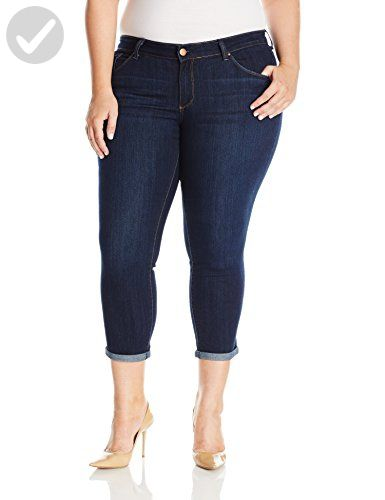 Jessica Simpson Women's Forever Rolled Cuff Skinny Jean, Royal/Royal, 26 - All about women (*Amazon Partner-Link)