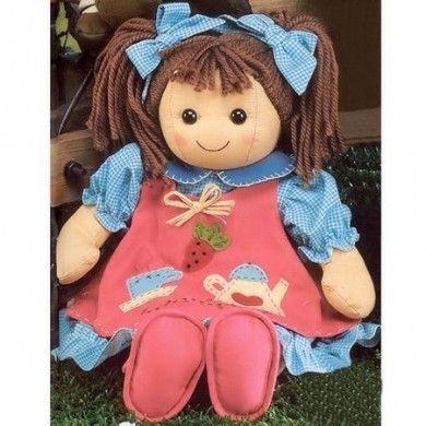 Bambole di pezza le mie preferite in commercio
