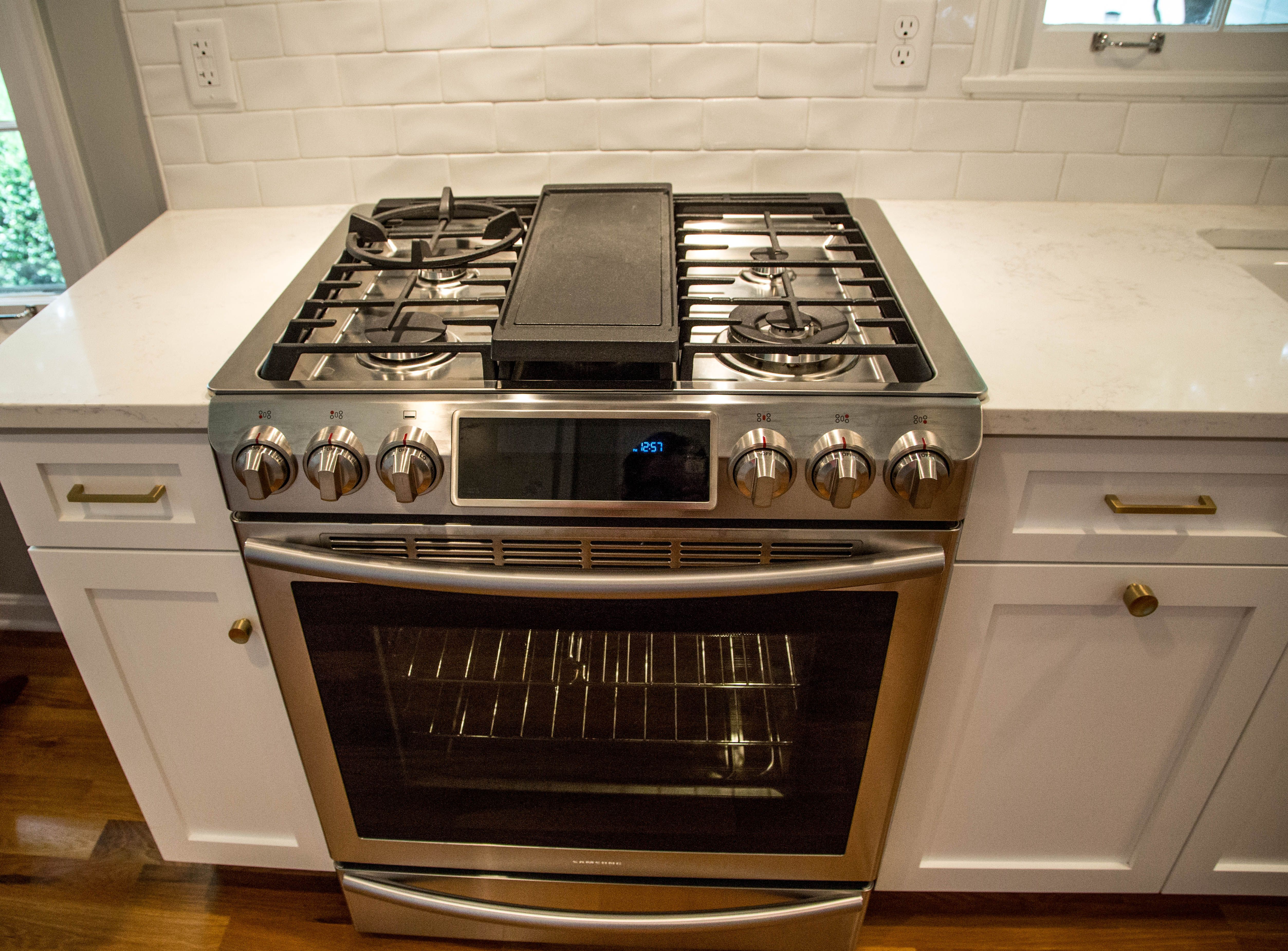 Gas Countertop Stoves Slide In Range Countertop Shapeyourminds