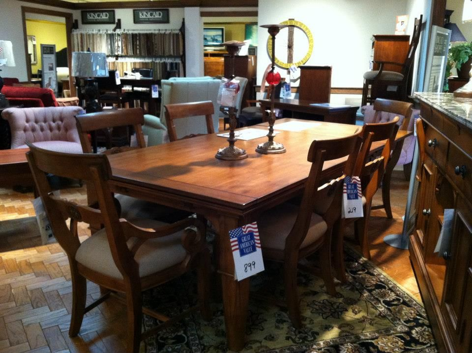 Etonnant Solid Wood And American Made! Dining Room Furniture From Bowen!