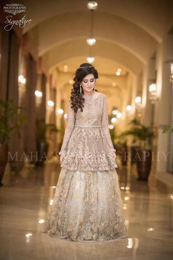 Bridal dresses pakistani 2018 fashion pics