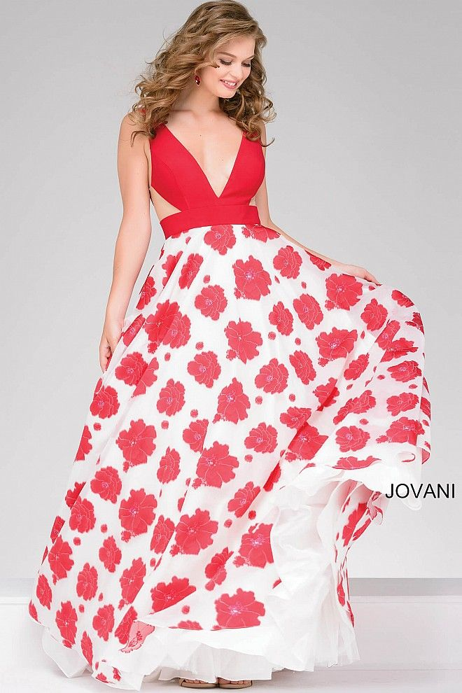 Roses are red #JOVANI #49967 | PROM 2017! | Pinterest | Vestidos ...