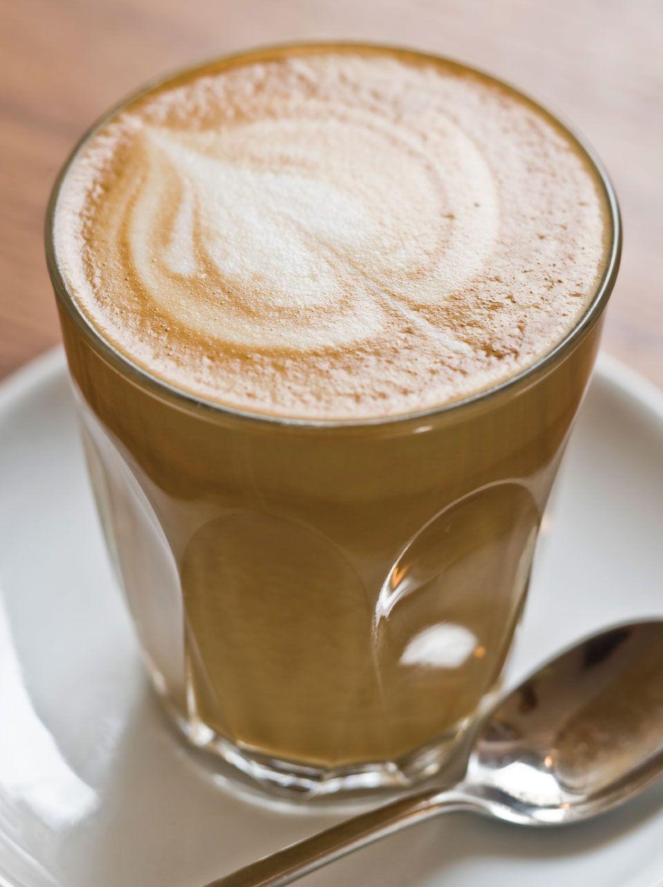 Urban Angel - Edinburgh Cafes & Restaurants - has good breakfast and smoothies too!