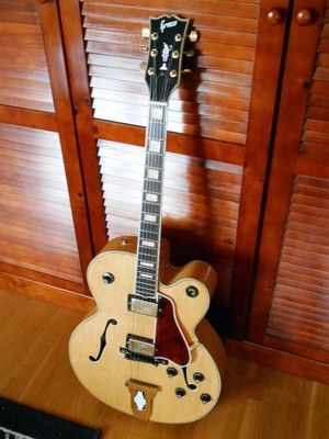Vintage Jazz Archtop Greco L100 ( Gibson L5 )