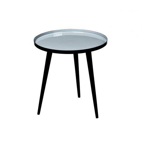 Table Basse Ronde Style Vintage Jelva Broste Copenhagen