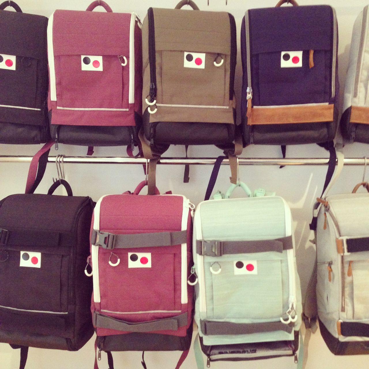 b5f82fd439f6  pinqponq  dots  pingpong  backpack Backpacks