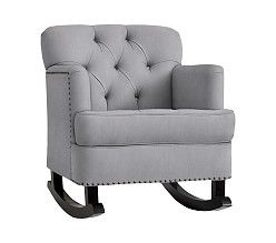 Upholstered Chairs, Glider Chairs  Nursing Chairs | Pottery Barn Kids