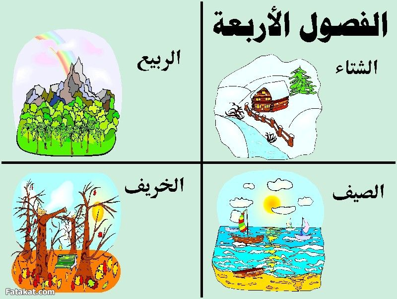 Image Result For كلمات الفصول Learning Arabic Arabic Alphabet For Kids Learn Arabic Online