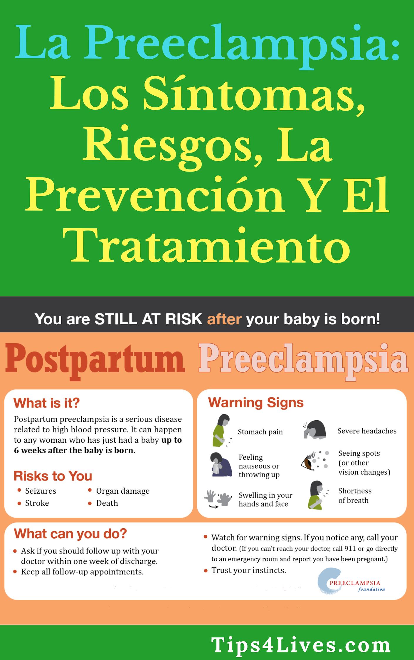 sintomas de hipertension cronica en el embarazo