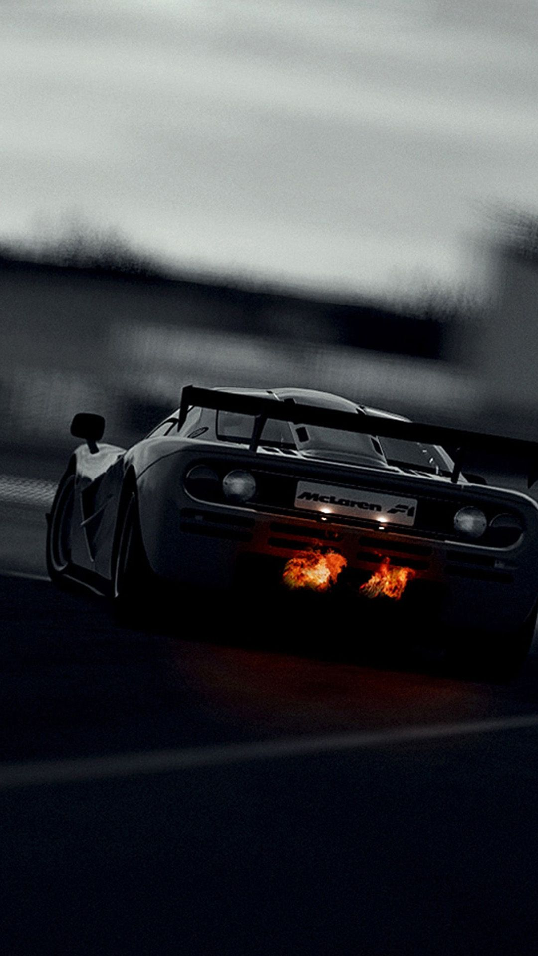 Mclaren F1 And A Splash Of Fire Hell Yeah I Like It