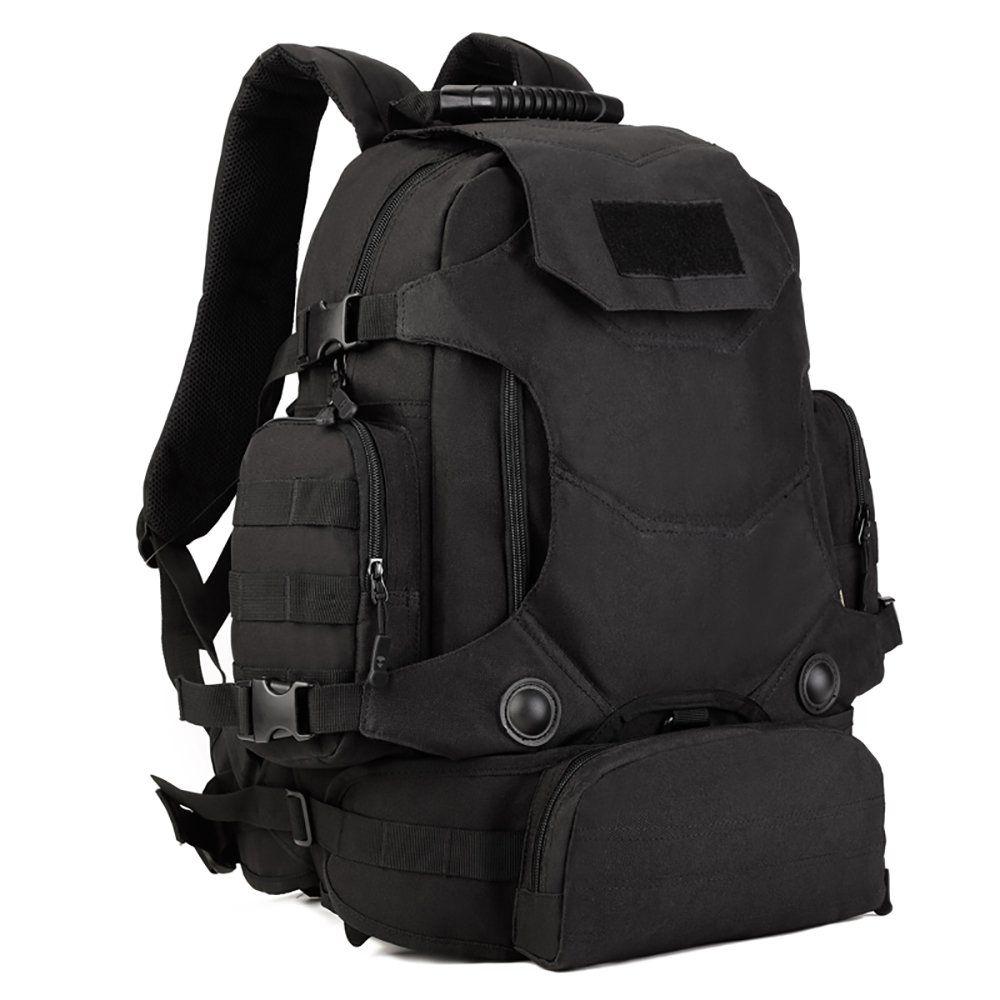 FLYHAWK Tactical Molle Best Backpacks,Outdoor Travel Gear Hiking ...