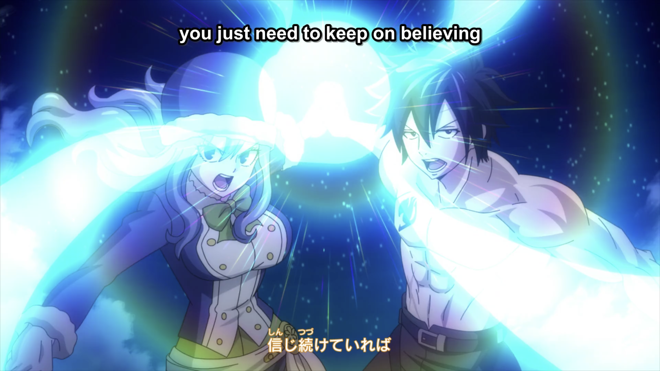 """Watch anime """"Fairy Tail 3"""" Free at Cơm"""