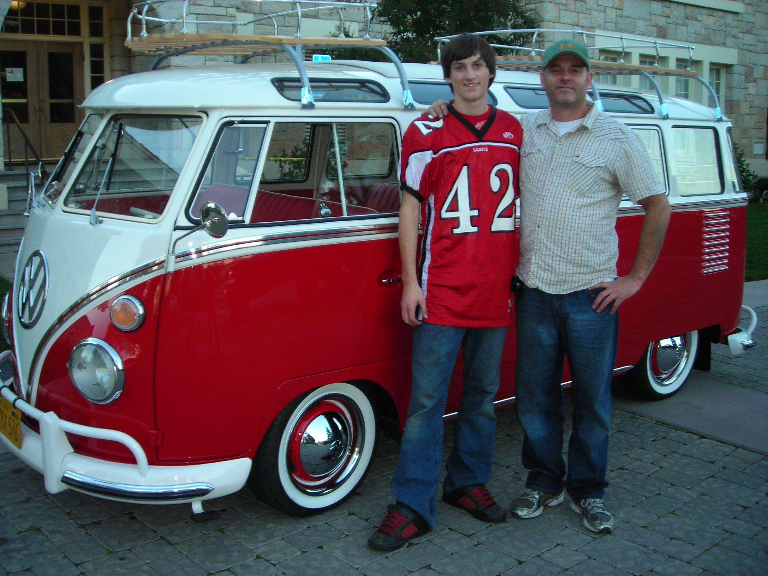 1954 Vw Barn Door 23 Window Volkswagen Bus Cool Cars Volkswagen