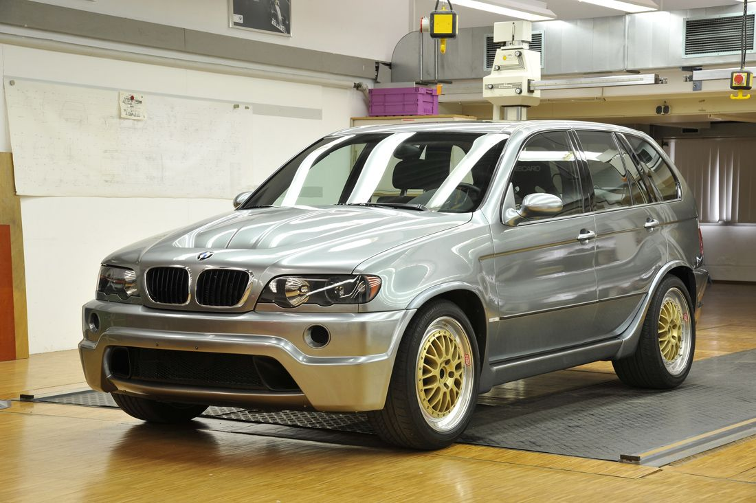 The rare  BMW built several X5 LMsThis is an E53 X5 with an