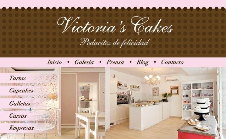 Pasteles personalizados cupcakes y galletas decoradas. Cursos de ...