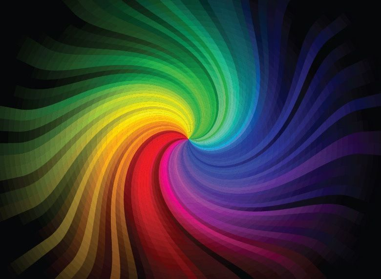 Pin By Sunshine Kwilts On Color Abstract Rainbow Abstract Vector Background