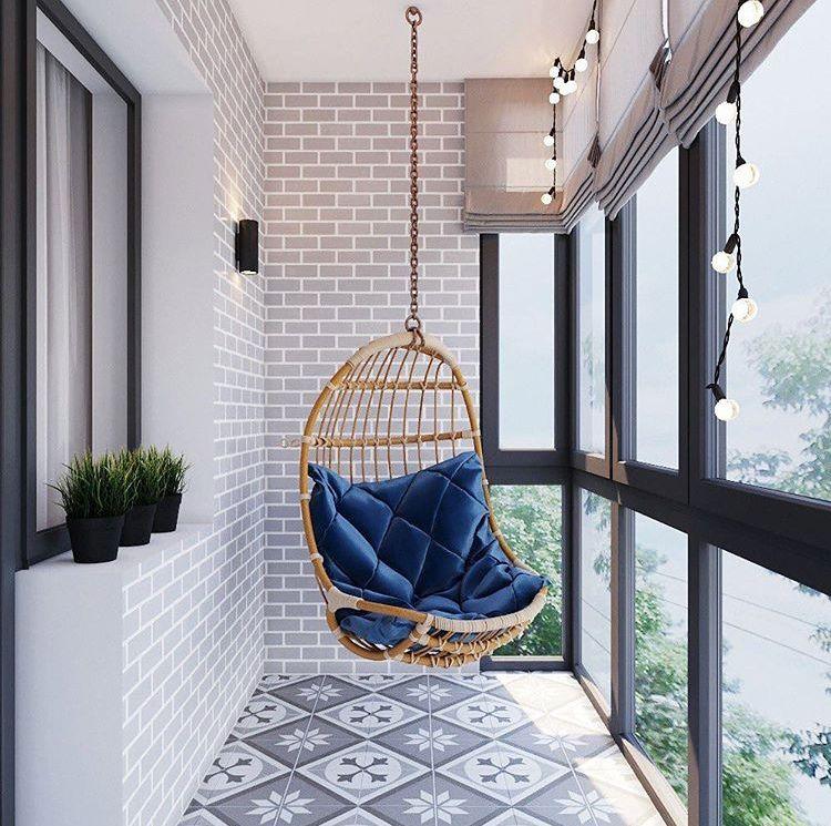 Подвесные качели для квартиры