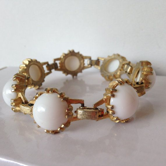 VINTAGE WEISS bracelet by CKvintagejewelry on Etsy