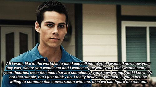 Dylan O Brien Quotes