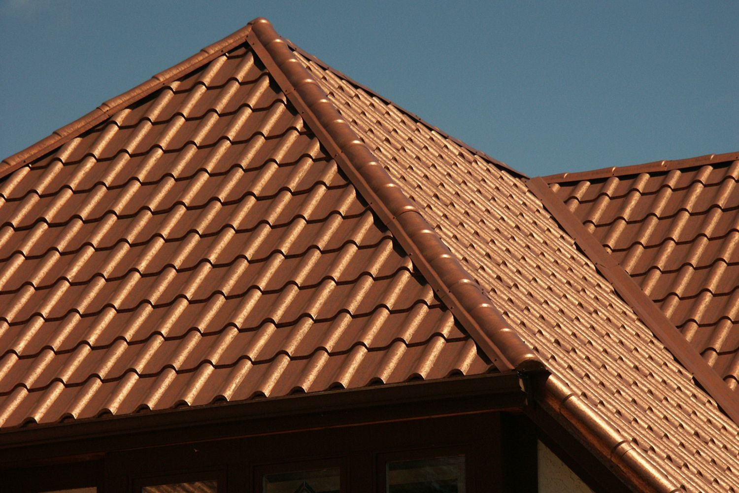 Interlock Tile Roof System Copper Roof Clay Roof Tiles Metal Roofing Systems