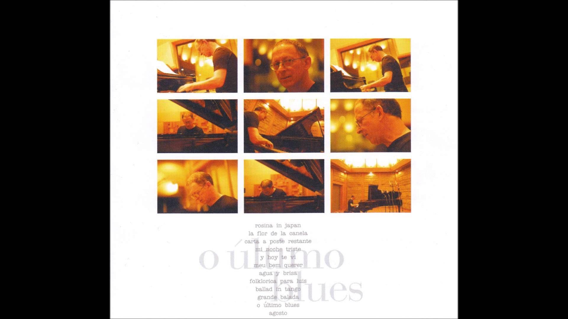 Hugo Fattoruso - Mi noche triste