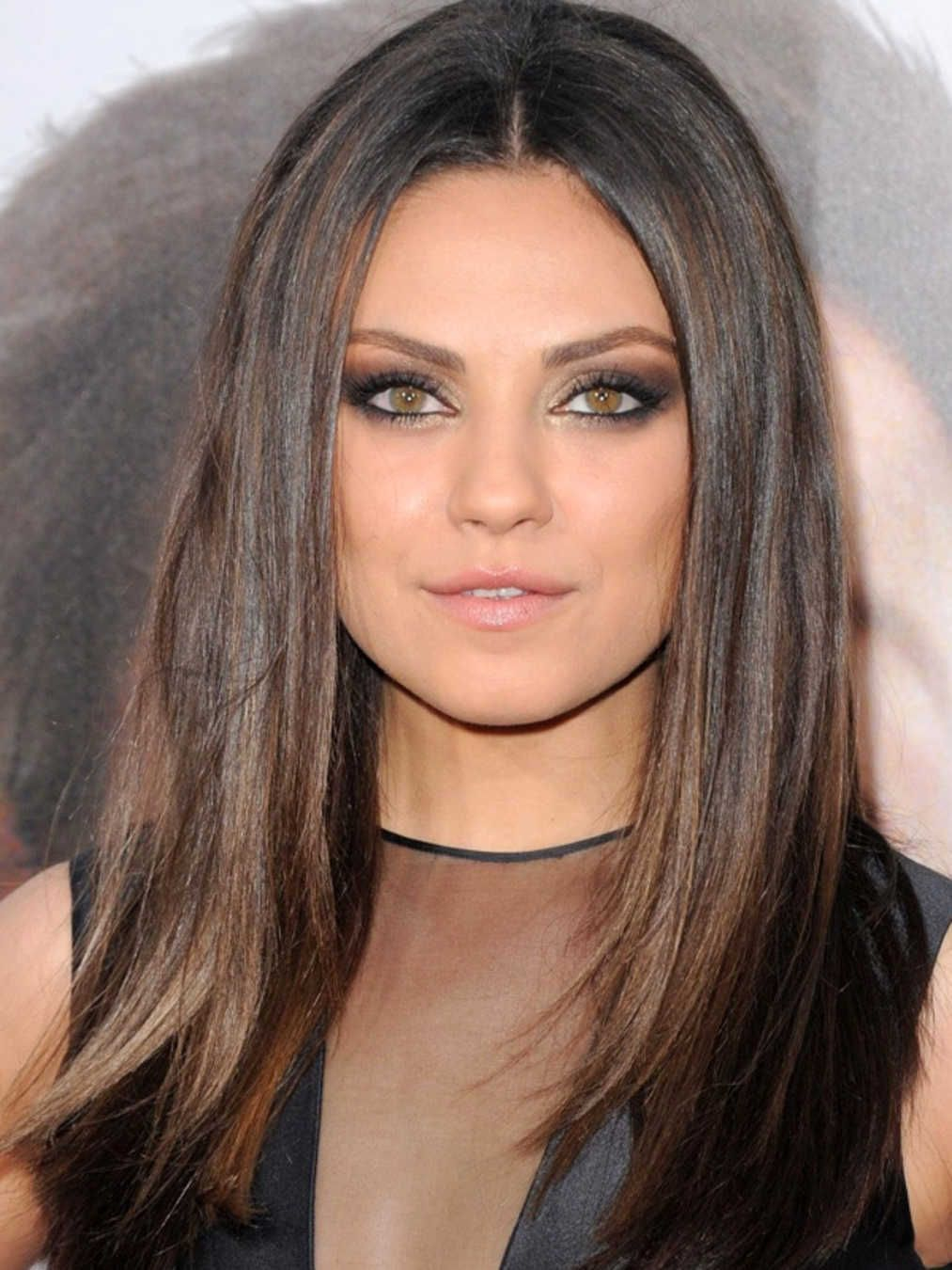 How To Add Highlights To Dark Brown Hair At Home Dark Brown And