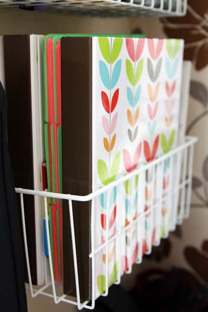 Household Binder. I love this blog and all the tips for organizing!