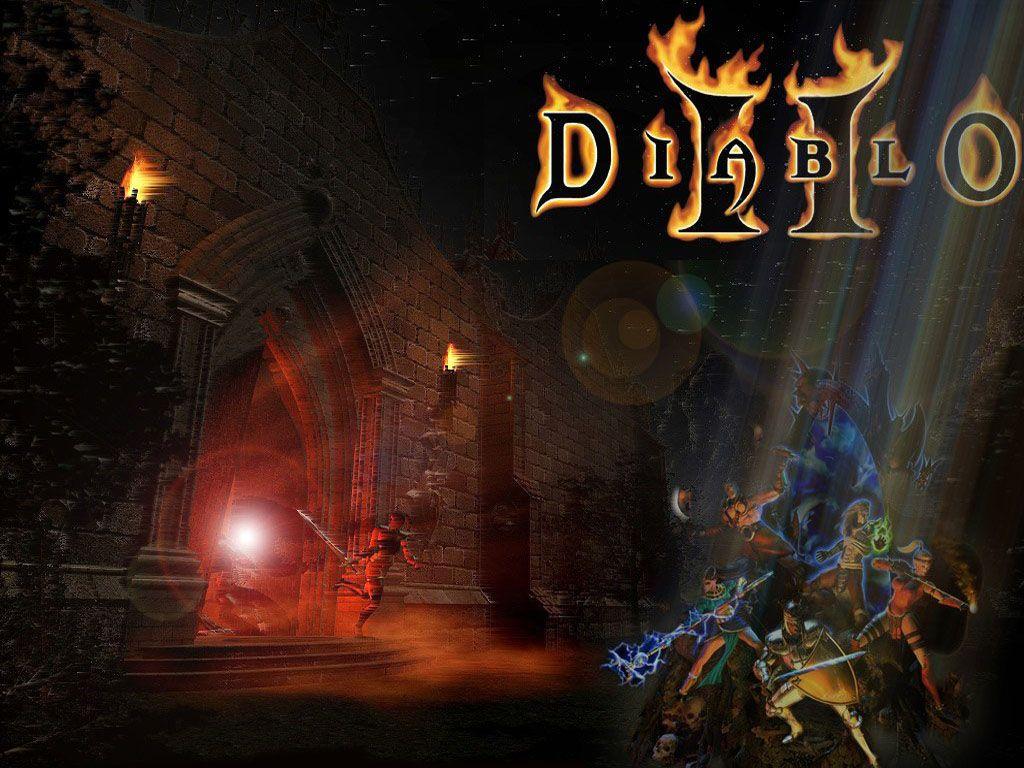Oboi Oboi Diablo Lord Of Destruction Wallpapers Diablo Ii Oboi