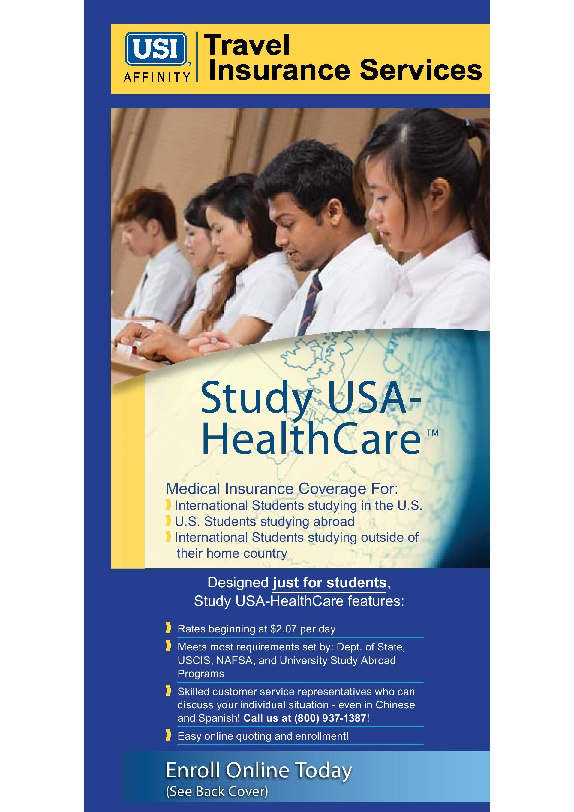 Study Usa Insurance Is An International Student Insurance Plan