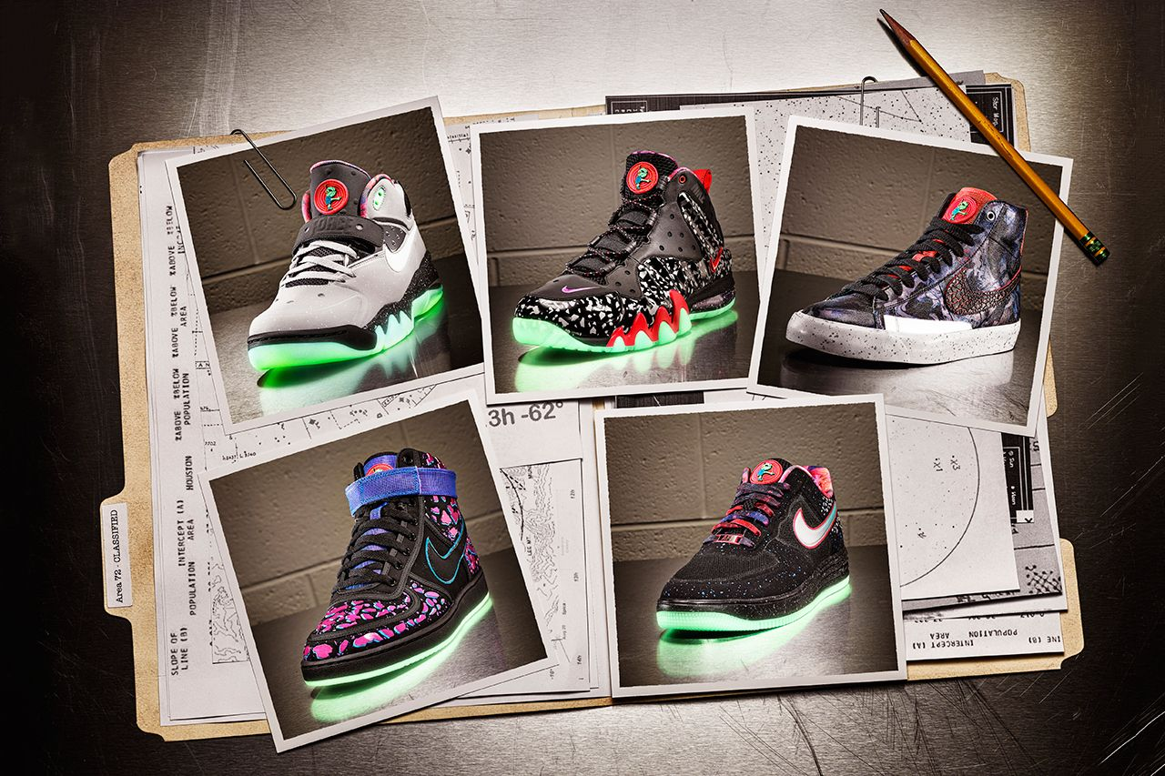 I love this #Nike #Area72 collection