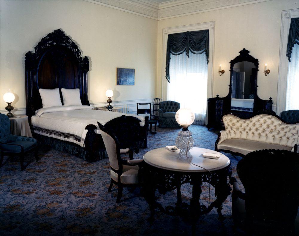 Lincoln Bedroom, White House - John F. Kennedy Presidential Library ...