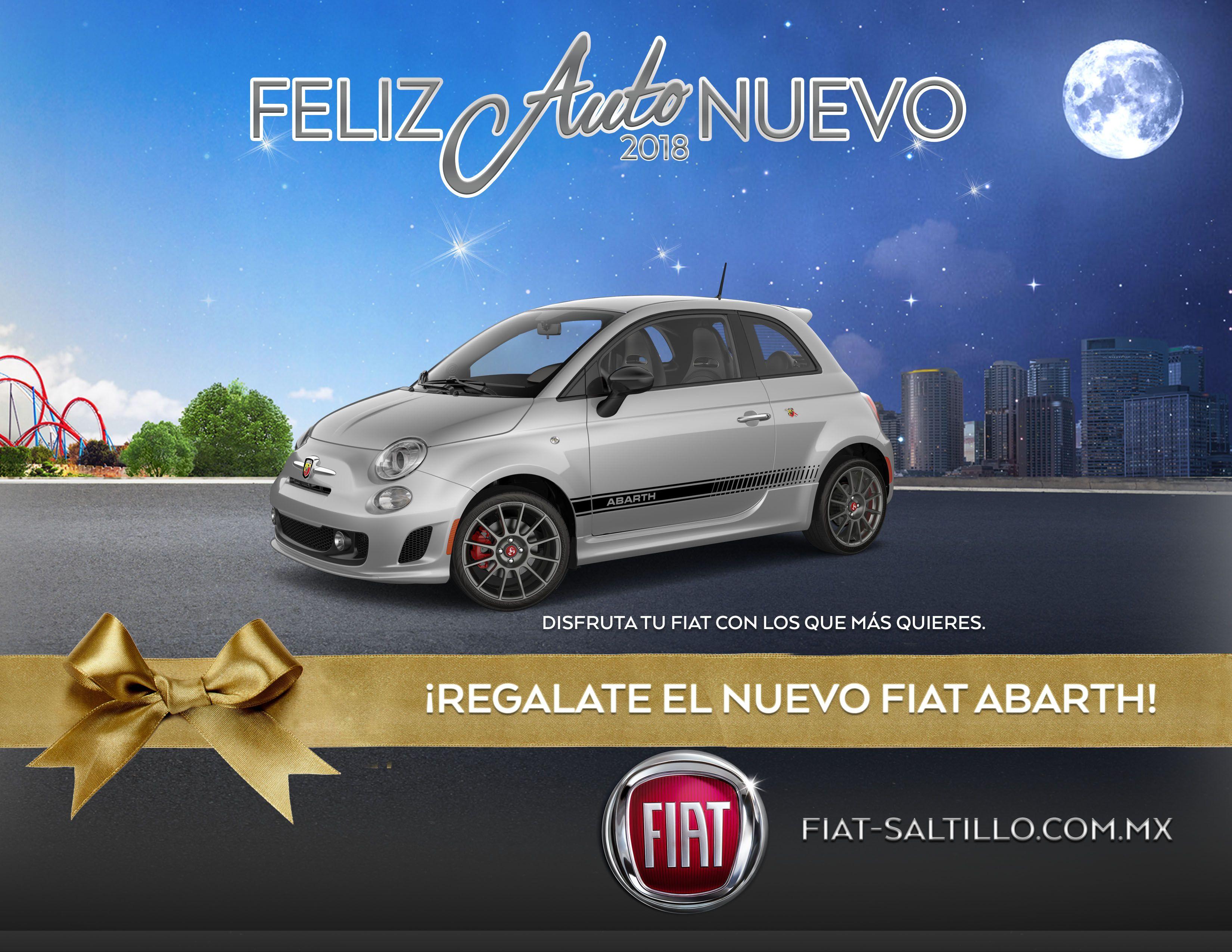 Regalate Un Fiat 500 Abarth Fiat Abarth