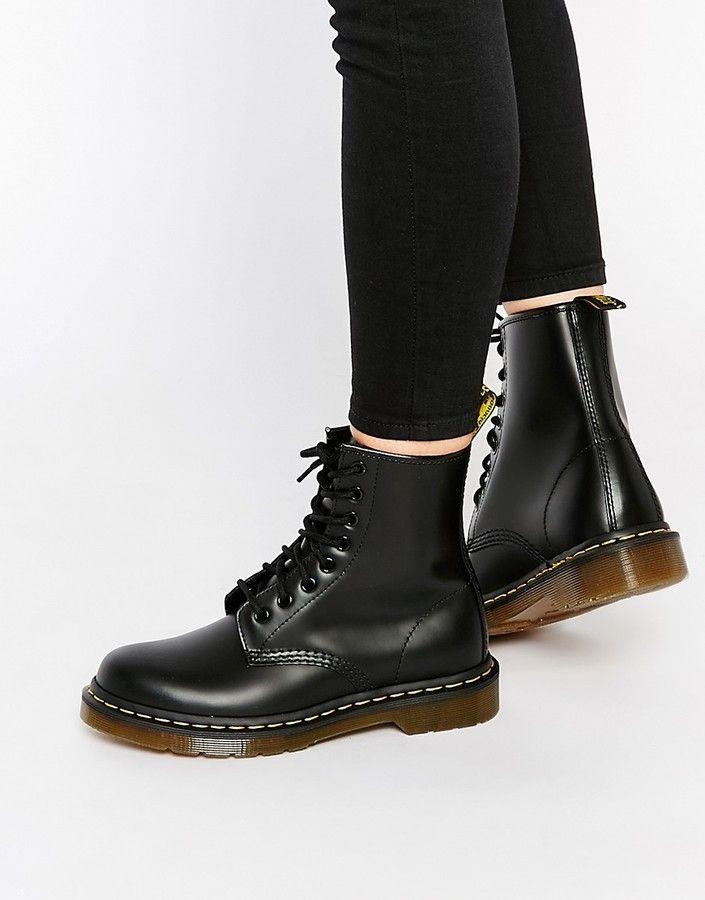 5173d8c76a1 Dr Martens Modern Classics Smooth 1460 8-Eye Boots