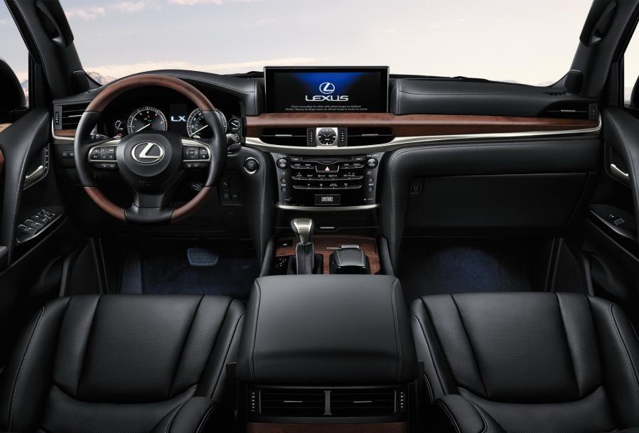 2018 Lexus Lx 570 Price Changes Release Date Review Interior Specs