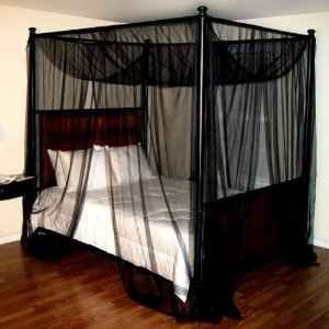 palace four poster bed canopy easy installation you don 39 t need a 4 poster bed to fix it. Black Bedroom Furniture Sets. Home Design Ideas
