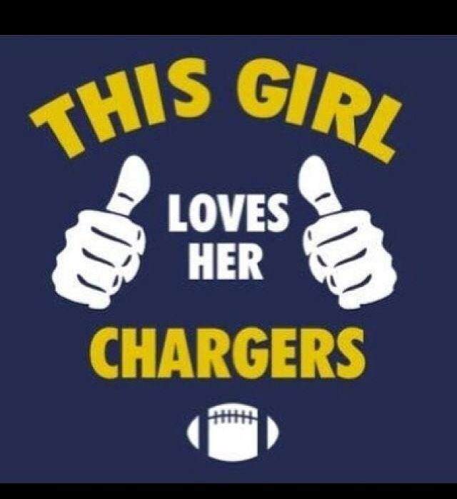 San Diego Chargers Fantasy: Pin By Maya McGee On All Things Chargers