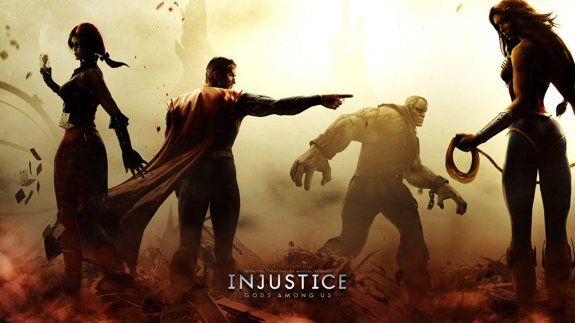 Movie Injustice Gods Among Us Animation Movie Wallpaper Injustice Animation Movie Injustice 2