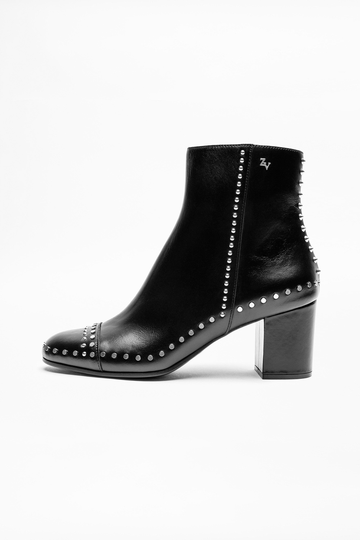 Lena Clous Boots Boots Women S Zadig Amp Voltaire Shoes