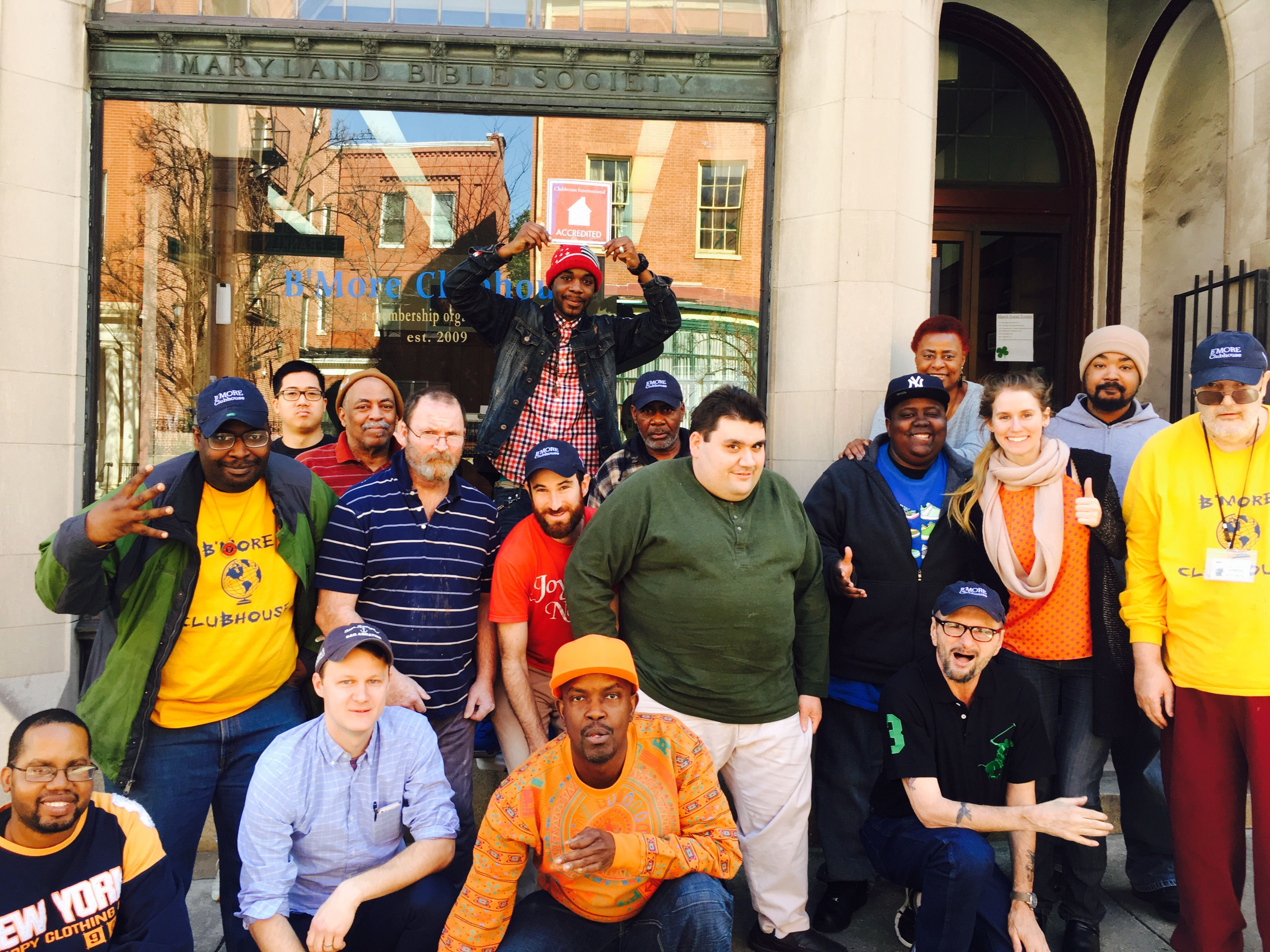 The Bmore Clubhouse Meetup
