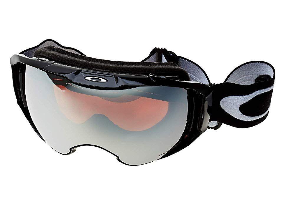 Oakley Airbrake Xl Large Goggles Jet Black Prizm Black Prizm Rose Oakley Interchangeable Straps Oakley Sunglasses