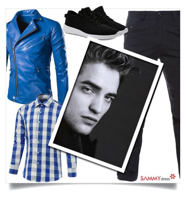 """Untitled #294"" by aida-banjic ❤ liked on Polyvore featuring men's fashion and menswear"