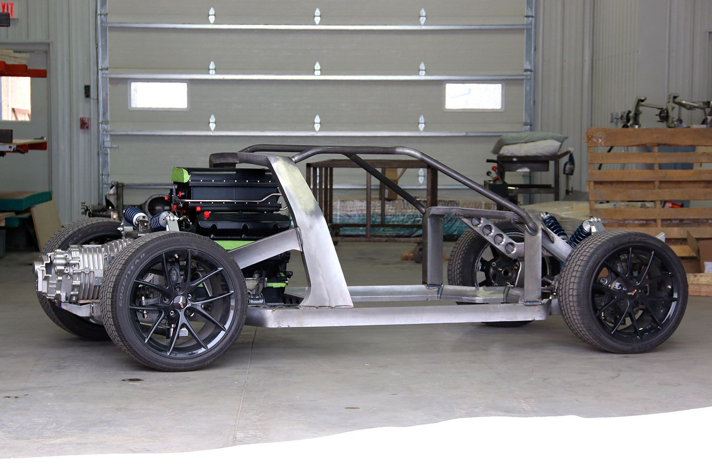 Kart Cross Buggy Build Building A Pantera With A Twin Turbo 428 Windsor карт