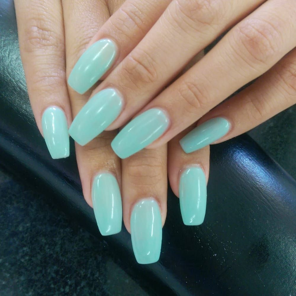 Explore Coffin Acrylics Acrylic Nails And More