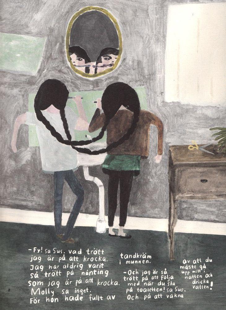 Molly & Sus | Barnboksprat