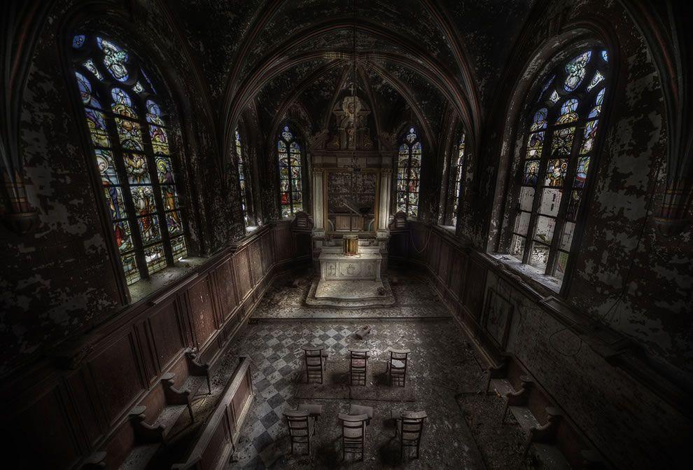 Abandoned Church abandoned church, chackbay louisiana | abandσnєd | pinterest